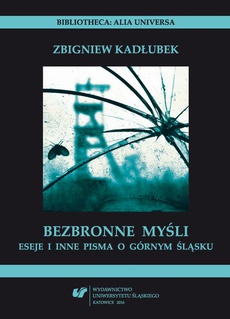 Bezbronne myśl - 09 Tożsamość i odpowiedzialność; Górnośląski kanon; Nowoczesne przekraczanie