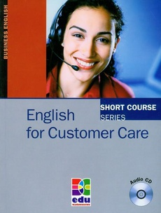 English for Customer Care + mp3 do pobrania