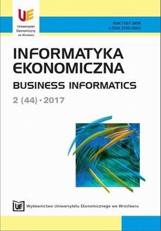 Informatyka Ekonomiczna 2(44)