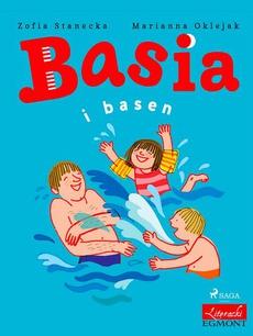 Basia i basen