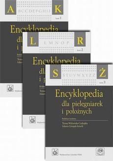 Encyklopedia dla pielęgniarek i położnych tomy 1-3