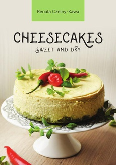 Cheesecakes sweet and dry