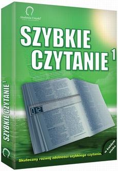 SZYBKIE CZYTANIE cz. 1, seria Akademia Umysłu
