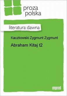 Abraham Kitaj t.2
