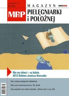Magazyn Pielęgniarki i Położnej nr 3(2012)
