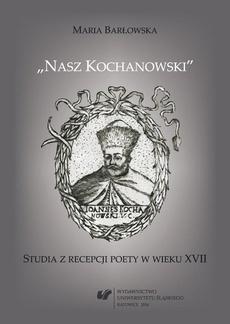"""Nasz Kochanowski"""