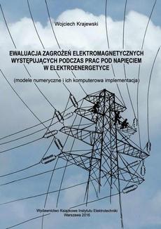Ewaluacja zagrożeń elektromagnetycznych występujących podczas prac pod napięciem w elektroenergetyce
