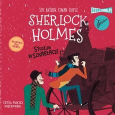Klasyka dla dzieci. Sherlock Holmes. Tom 1. Studium w szkarłacie
