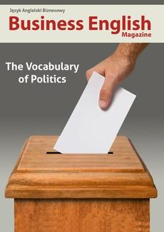 The Vocabulary of Politics