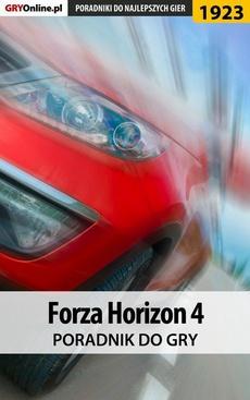Forza Horizon 4 - poradnik do gry