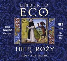 Imię róży - audiobook