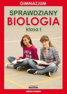 Sprawdziany Biologia Gimnazjum Klasa I