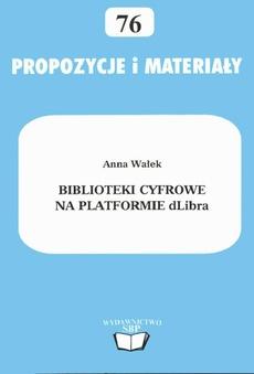 Biblioteki cyfrowe na platformie dLibra
