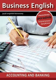 Accounting and banking - Rachunkowość i Bankowość