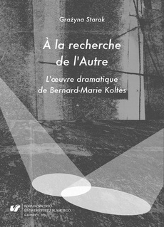 À la recherche de l'Autre - 01 Rozdz. 1-2. Tradition et héritage; Itinéraire de Metz a Paris et ailleurs