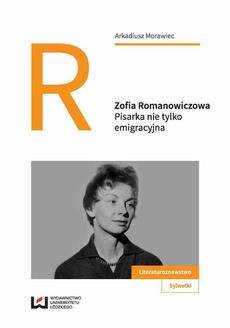 Zofia Romanowiczowa
