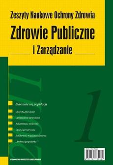 Zdrowie Publiczne i Zarządzanie 1/2011. Starzenie się