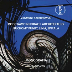 Podstawy inspiracji architektury ruchomy punkt, linia, spirala