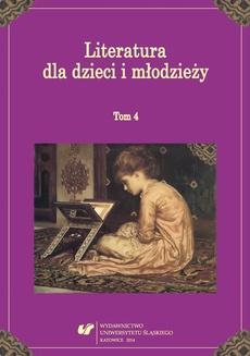 Literatura dla dzieci i młodzieży. T. 4 - 02 Pokój z poezją — liryczne (prze)meblowania