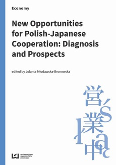 New Opportunities for Polish-Japanese Cooperation: Diagnosis and Prospects