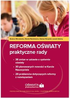 Reforma oświaty praktyczne rady