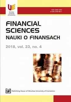 Financial Sciences 23/4