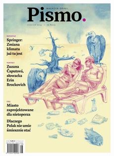 Pismo. Magazyn Opinii 08/2019