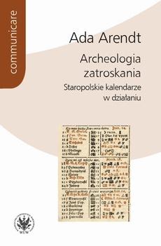 Archeologia zatroskania