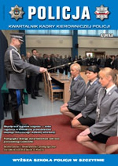 POLICJA, nr 1/2012