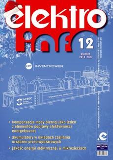 Elektro.Info 12/2014