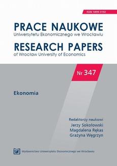 Ekonomia. PN 347
