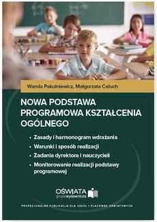 Nowa podstawa programowa kształcenia ogólnego