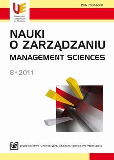 Nauki o Zarządzaniu 8
