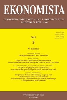 Ekonomista 2011 nr 2