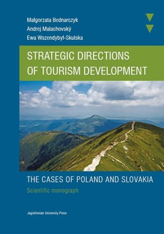 Strategic directions of tourism development