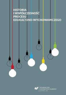 Historia i współczesność procesu edukacyjno-wychowawczego - 01 Zasady dobrego wychowania elementem edukacji Renesansu (w świetle pism Erazma z Rotterdamu)