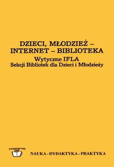 Dzieci, młodzież - Internet - biblioteka