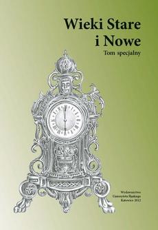 Wieki Stare i Nowe. Tom specjalny: Ludzie i elity pogranicza - 04 Ukrajins´ka wijs´kowa emihracija u Polszczi (1920—1939)