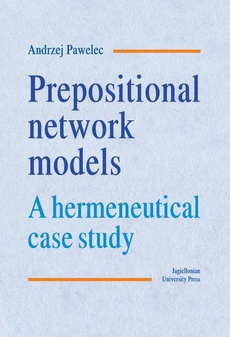Prepositional Network Models. A hermeneutical case study