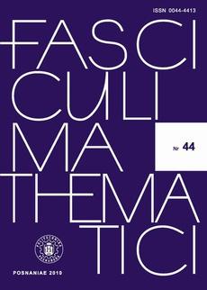 Fasciculi Mathematici 2010/44