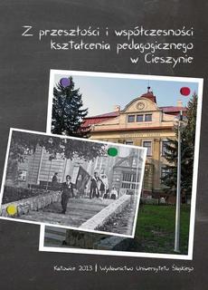 Z przeszłości i współczesności kształcenia pedagogicznego w Cieszynie - 07 Kształcenie pedagogów — animatorów społeczno-kulturalnych