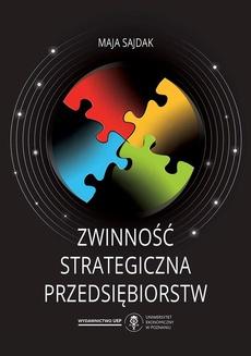 Zwinność strategiczna przedsiębiorstw