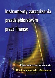 Instrumenty zarządzania przedsiębiorstwem przez finanse