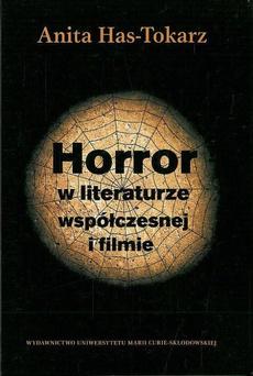 Horror w literaturze współczesnej i filmie