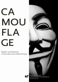"Camouflage - 10 Conrad's Uncovering ""Homo Duplex"" Camouflage"