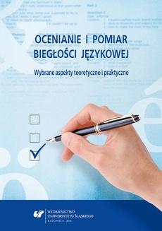 Ocenianie i pomiar biegłości językowej. Wybrane aspekty teoretyczne i praktyczne - 01 Artykuł wprowadzający - Zmienne losy innowacji edukacyjnych na przykładzie CEFR