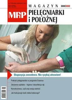 Magazyn Pielęgniarki i Położnej nr 7-8(2012)