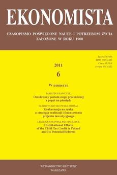 Ekonomista 2011 nr 6