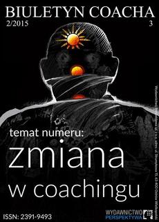 "Biuletyn Coacha ""Zmiana w coachingu"""