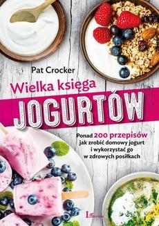 Wielka księga jogurtów